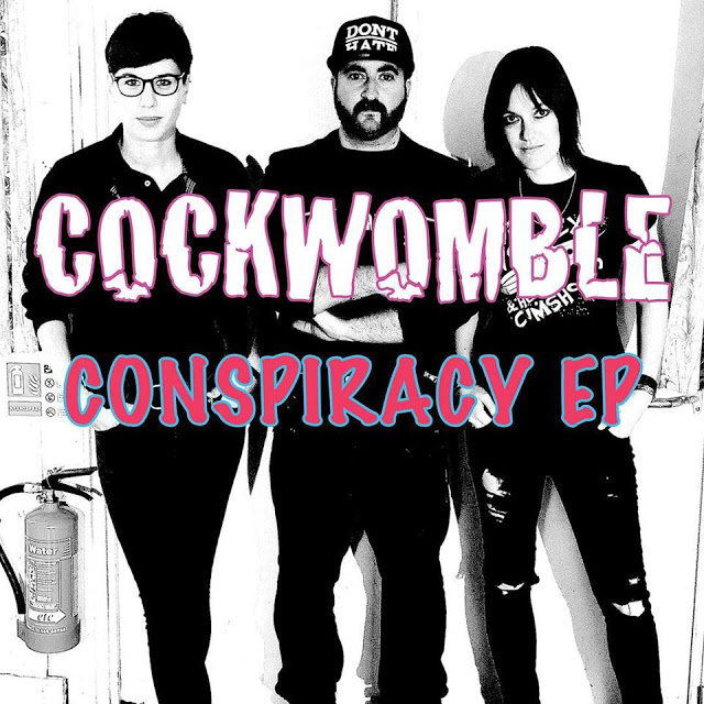 9d4752cfbd Cockwomble - Conspiracy - RADIOLANTAU.COM