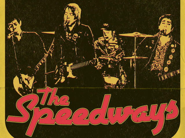 4ceec391ad The Speedways - They Don't Know (Review and Interview by Wayne Elliott) - RADIOLANTAU.COM
